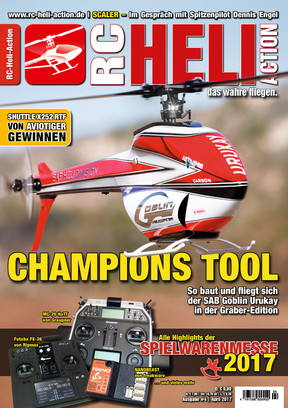 RC-Heli-Action Ausgabe 04/2017