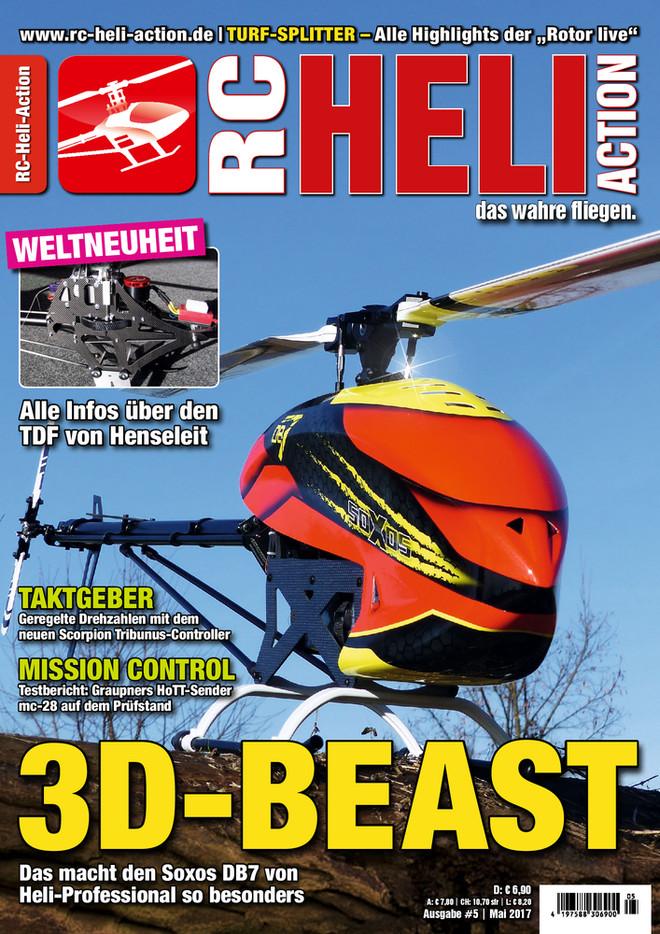 RC-Heli-Action Ausgabe 05/2017