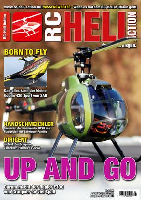 RC-Heli-Action Ausgabe 06/2017