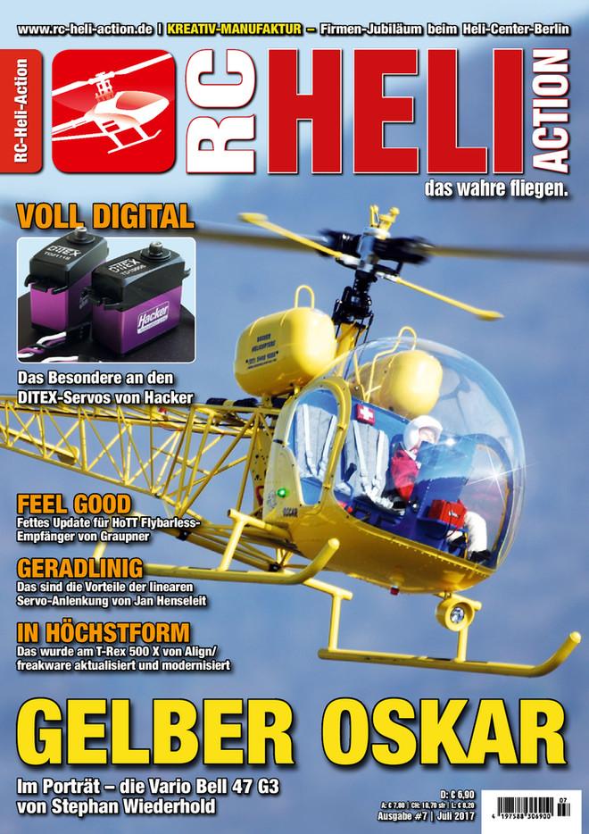 RC-Heli-Action Ausgabe 07/2017