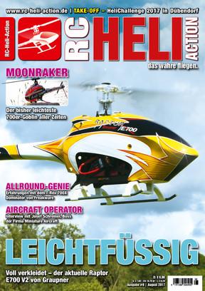RC-Heli-Action Ausgabe 08/2017