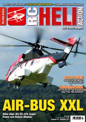 RC-Heli-Action Ausgabe 09/2017