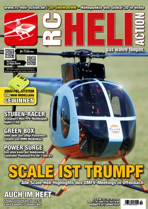 RC-Heli-Action Ausgabe 10/2016