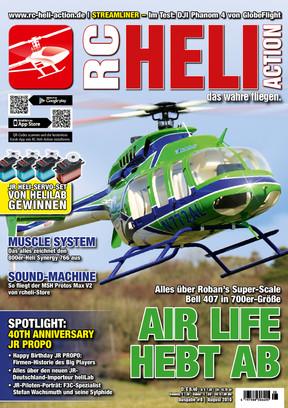 RC-Heli-Action Ausgabe 08/2016