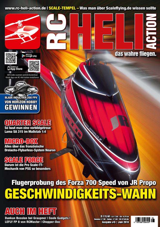 RC-Heli-Action Ausgabe 06/2016