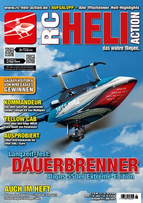 RC-Heli-Action Ausgabe 05/2016
