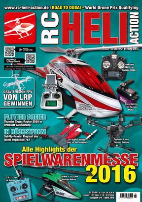 RC-Heli-Action Ausgabe 04/2016