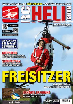 RC-Heli-Action Ausgabe 03/2016