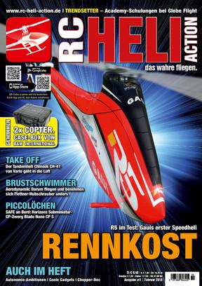 RC-Heli-Action Ausgabe 02/2016
