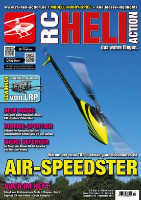 RC-Heli-Action Ausgabe 12/2015