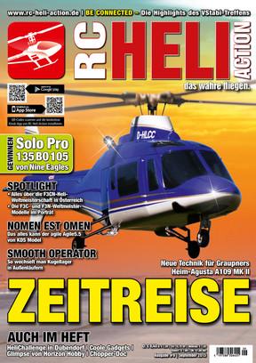 RC-Heli-Action Ausgabe 09/2015
