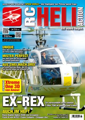 RC-Heli-Action Ausgabe 08/2015