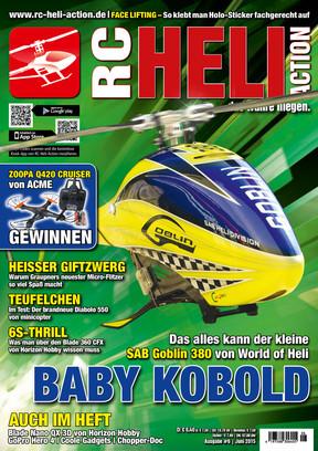 RC-Heli-Action Ausgabe 06/2015