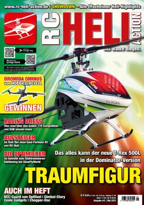 RC-Heli-Action Ausgabe 05/2015
