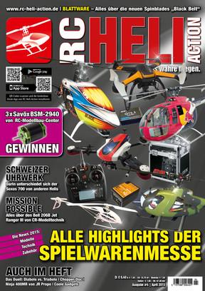 RC-Heli-Action Ausgabe 04/2015