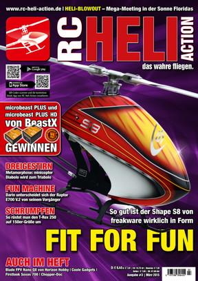 RC-Heli-Action Ausgabe 03/2015