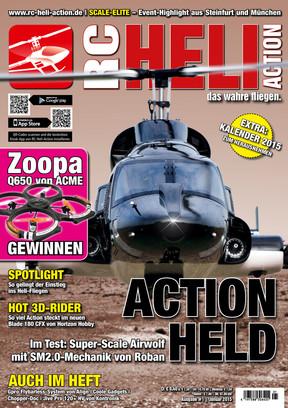RC-Heli-Action Ausgabe 01/2015