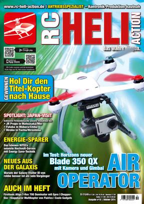 RC-Heli-Action Ausgabe 10/2014