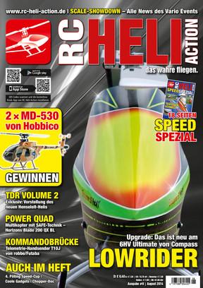 RC-Heli-Action Ausgabe 08/2014