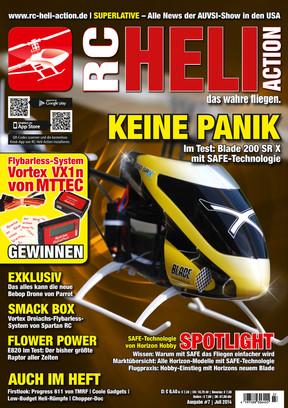 RC-Heli-Action Ausgabe 07/2014