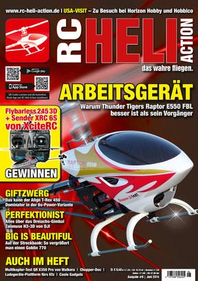 RC-Heli-Action Ausgabe 06/2014