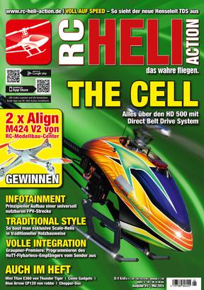 RC-Heli-Action Ausgabe 05/2014