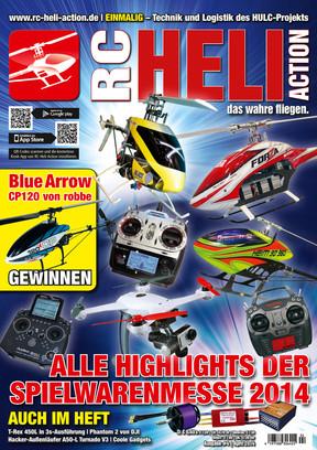 RC-Heli-Action Ausgabe 04/2014
