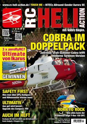 RC-Heli-Action Ausgabe 02/2014