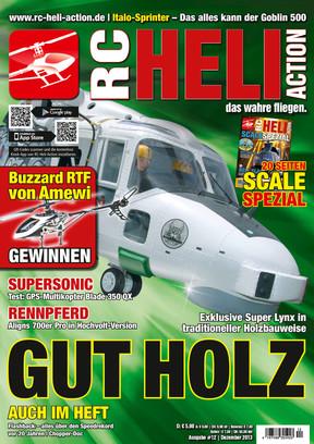 RC-Heli-Action Ausgabe 12/2013