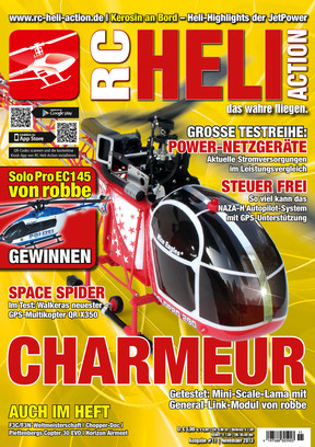 RC-Heli-Action Ausgabe 11/2013