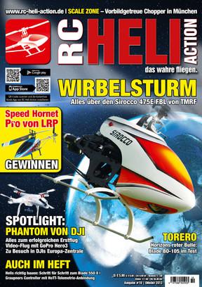 RC-Heli-Action Ausgabe 10/2013