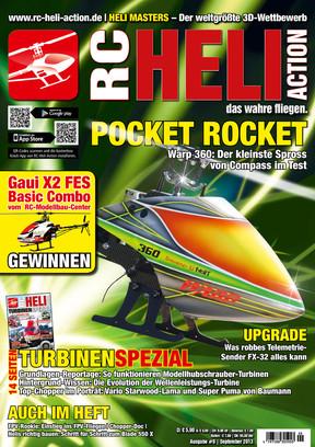 RC-Heli-Action Ausgabe 09/2013