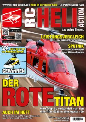 RC-Heli-Action Ausgabe 08/2013