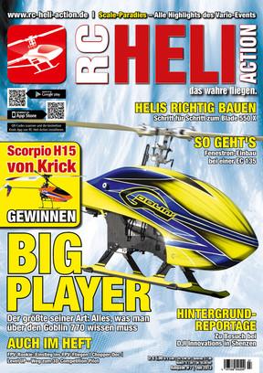 RC-Heli-Action Ausgabe 07/2013
