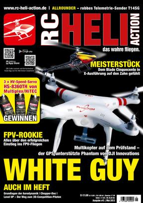 RC-Heli-Action Ausgabe 05/2013