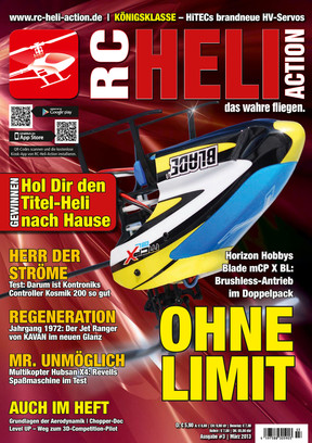 RC-Heli-Action Ausgabe 03/2013