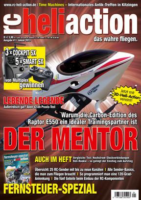 RC-Heli-Action Ausgabe 01/2013