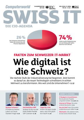 Computerworld 6_2015_Swiss IT
