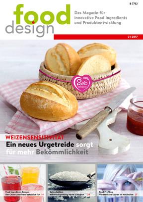 fooddesign Ausgabe 2/2017