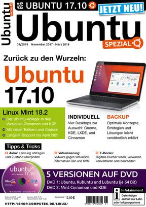 Ubuntu Spezial 01/2018