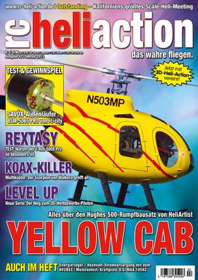 RC-Heli-Action Ausgabe 02/2013