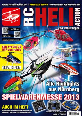 RC-Heli-Action Ausgabe 04/2013