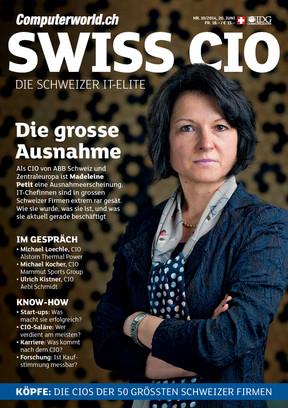 Computerworld 10_2014_Swiss CIO