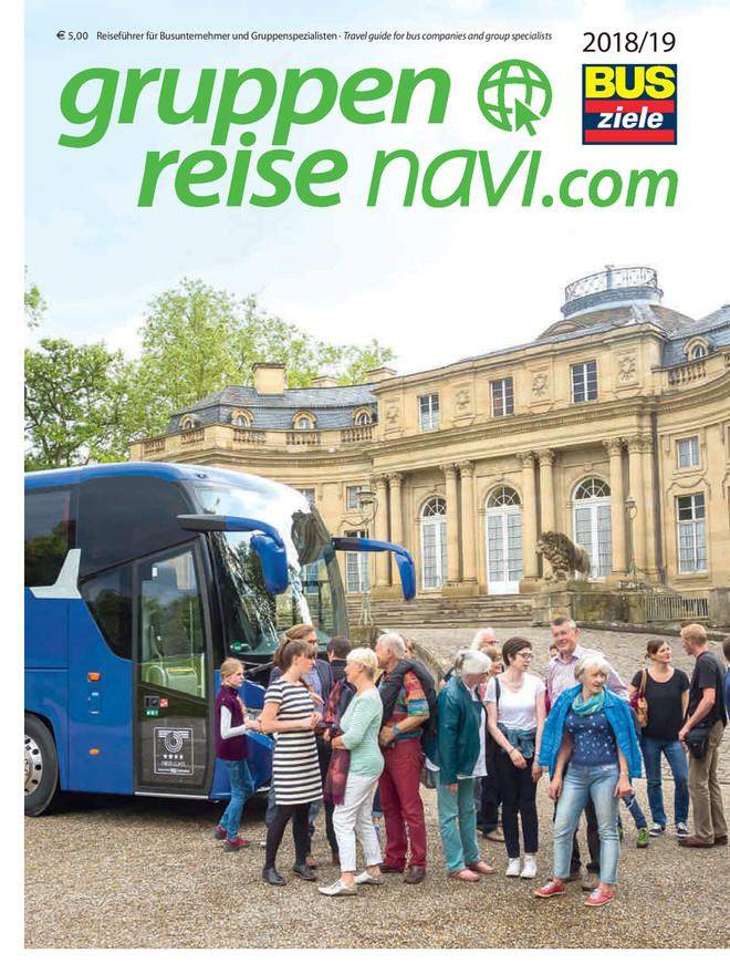 Bus-Ziele 2018/19