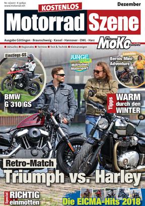 MotorradSzene MoKo 12/17