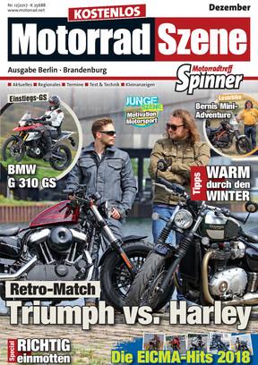 MotorradSzene Spinner 12/17