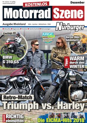 MotorradSzene Nürburger 12/17