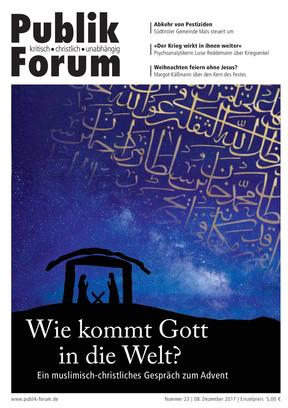 Publik-Forum, 23/2017