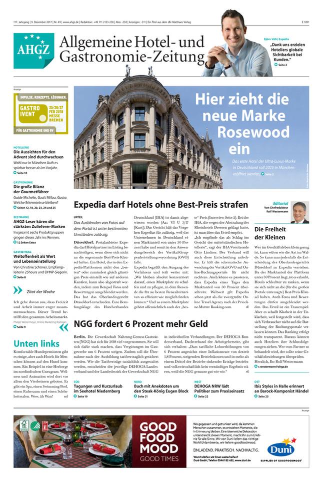 Ausgabe 49 / 2017