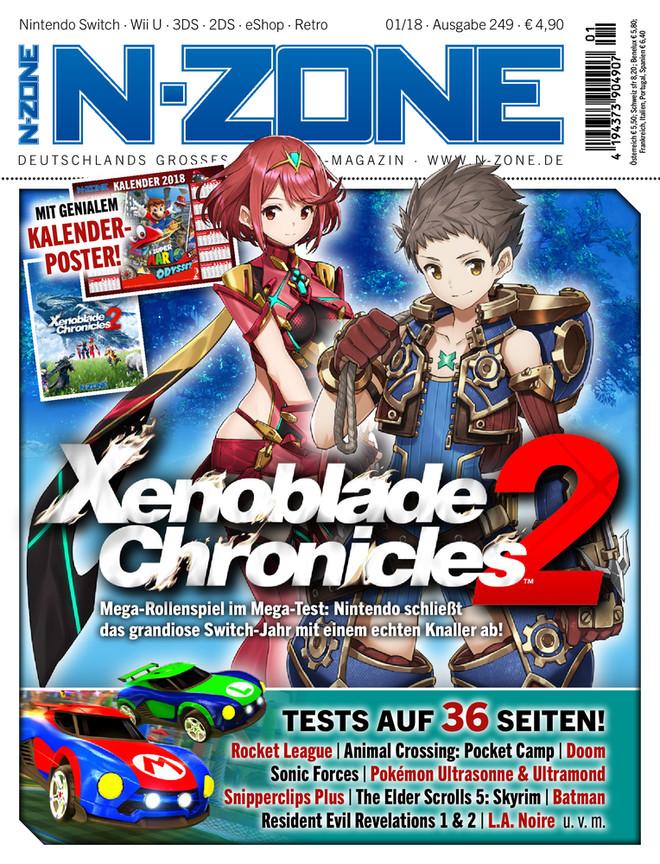 N-ZONE 01/18